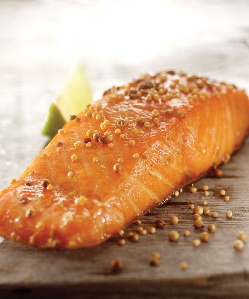 Atkins et fr res produits - Comment cuisiner des paves de saumon ...